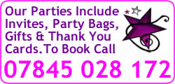 affordable and amazing kids parties bolton - twinkle pamper parties northwest